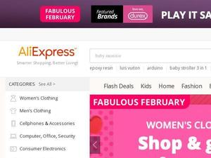 Aliexpress.com voucher and cashback in April 2021