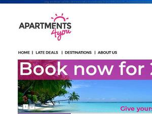 Apartments4you.com voucher and cashback in May 2021