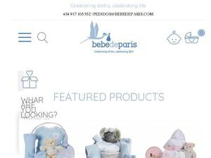 Bebedeparis.co.uk voucher and cashback in January 2021