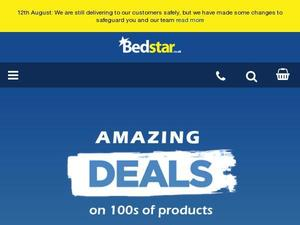 Bedstar.co.uk voucher and cashback in March 2021