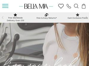 Bellamiaboutique.co.uk voucher and cashback in January 2021