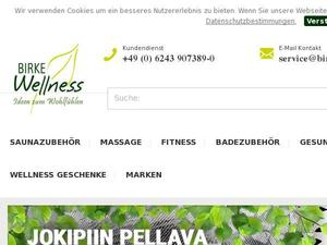 Birke-wellness.de Gutscheine & Cashback im April 2021