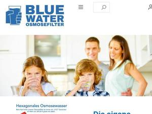 Blue-water-osmosefilter.shop Gutscheine & Cashback im April 2021