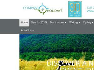 Compass-holidays.com voucher and cashback in April 2021
