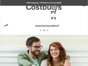 Costbuys.com voucher and cashback in February 2021