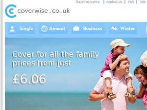 Coverwise.co.uk voucher and cashback in January 2021