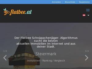 Flatbee.at Gutscheine & Cashback im April 2021