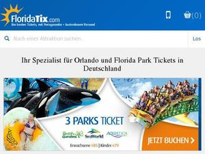Floridatix.com voucher and cashback in April 2021