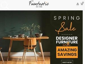 Furntastic.co.uk voucher and cashback in February 2021