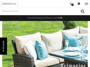 Homelia.com voucher and cashback in May 2021