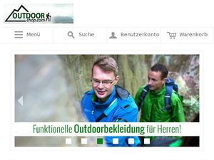 Outdoor-shop.com Gutscheine & Cashback im April 2021