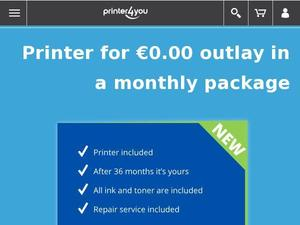 Printer4you.com Gutscheine & Cashback im April 2021