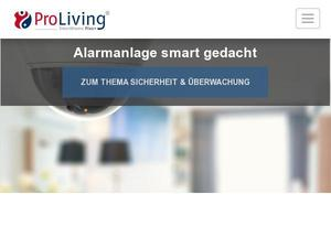 Proliving.ch Gutscheine & Cashback im April 2021