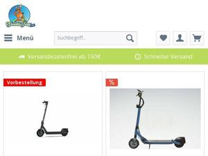 Scooter-joey.com Gutscheine & Cashback im April 2021