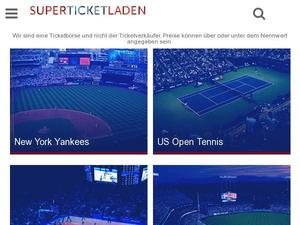 Superticketladen.com Gutscheine & Cashback im April 2021