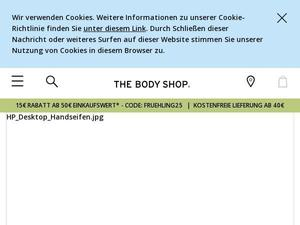 Thebodyshop.com Gutscheine & Cashback im April 2021