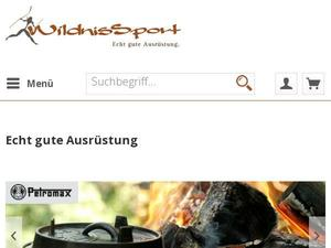 Wildnissport.de Gutscheine & Cashback im April 2021