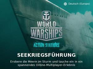 Worldofwarships.eu Gutscheine & Cashback im April 2021
