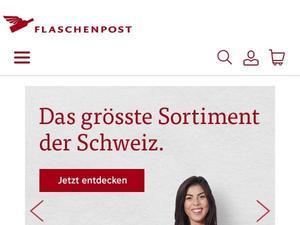 6e31cc21fdf129 Flaschenpost.ch - Cashback   Gutscheine jetzt sichern