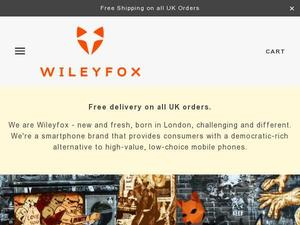 Wileyfox.com voucher and cashback in October 2020