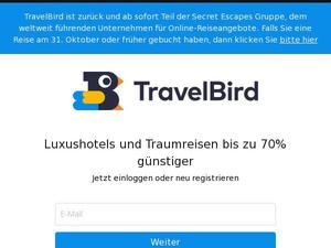 Travelbird.at Gutschein & Cashback