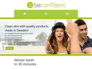Beconfident.co.uk