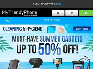 Mytrendyphone.co.uk Voucher & Cashback