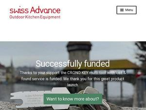 Swiss-advance.com Gutschein & Cashback