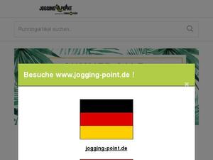 Jogging-point.at Gutscheine & Cashback im November 2020