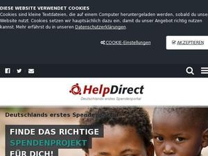Helpdirect.org Gutscheine & Cashback im September 2020