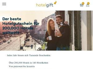 Hotelgift.com voucher and cashback in October 2020