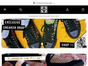 Tukshoes.co.uk voucher and cashback in October 2020