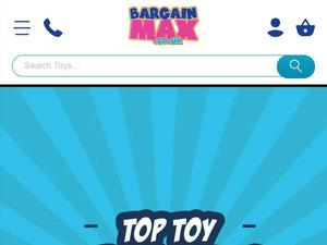 Bargainmax.co.uk voucher and cashback in October 2020