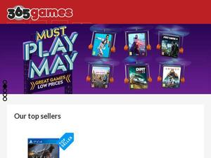 365games.co.uk voucher and cashback in November 2020