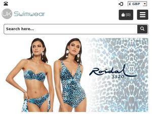 Ukswimwear.com voucher and cashback in July 2020