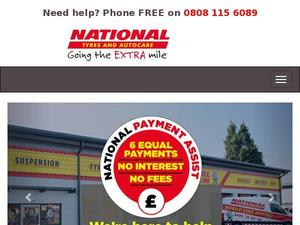 National.co.uk Voucher & Cashback