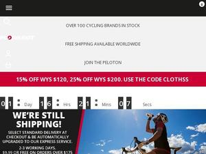 Probikekit.com voucher and cashback in August 2020