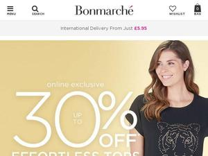 Bonmarche.co.uk Voucher & Cashback