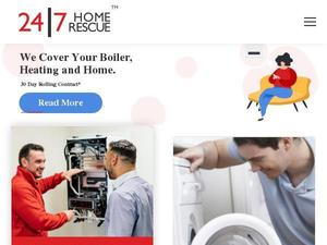 247homerescue.co.uk Voucher & Cashback