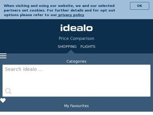 Idealo.co.uk Voucher & Cashback