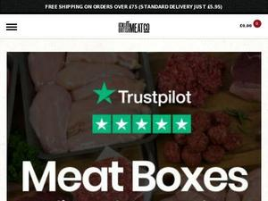 Greatbritishmeat.com voucher and cashback in December 2020