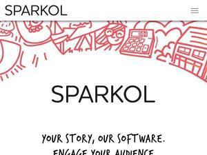 Sparkol.com voucher and cashback in November 2020