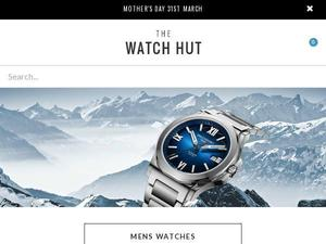 Thewatchhut.co.uk Voucher & Cashback