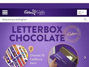 Cadburygiftsdirect.co.uk Voucher & Cashback