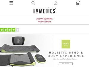 Homedics.co.uk voucher and cashback in July 2020