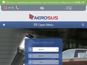 Aerosus.co.uk voucher and cashback in October 2020