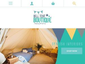 Belltentboutique.co.uk voucher and cashback in August 2020
