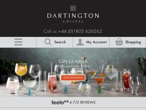 Dartington.co.uk Voucher & Cashback