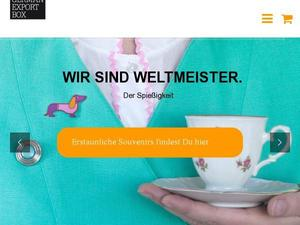 Germanexportbox.com Gutschein & Cashback