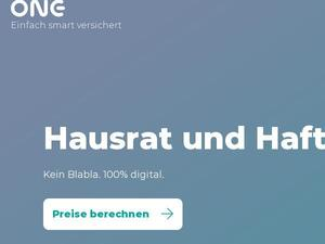 One-insurance.eu Gutschein & Cashback